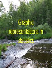 Lecture 15. Graphic representations in statistics.ppt