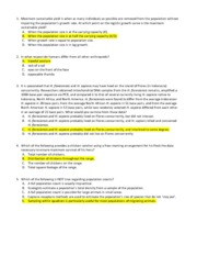 Midterm II Practise Questions W2013 Key UPDATED