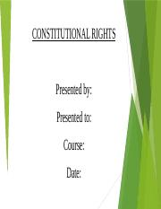 constitutional rights.pptx