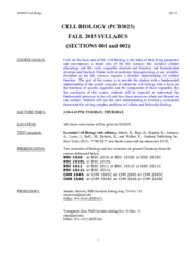 PCB3023 syllabus Fall 2015