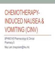 L16 Chemotherapy-induced nausea  vomiting.pdf