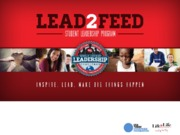 Lead2Feed Presentation