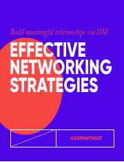 Effective Networking Strategies.pdf