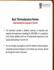 C1-3.Introductory Thermo-a review.2015