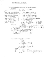 Midterm_1 Solution