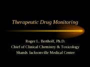 Therapeutic_Drug_Monitoring
