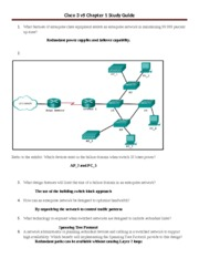 Cisco 3 v5 Chapter 1 Study Guide.docx