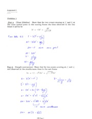 PHYS 454 HOMEWORK 3 SOLUTIONS