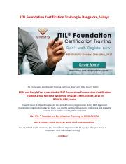 ITIL Foundation Certification Training Bangalore, Vinsys.pdf