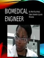 Biomedical Engineers.pptx