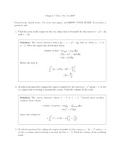 Chapter 7 Quiz Solutions