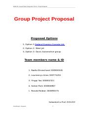 Group Project Proposal (Nadia Devi Dinaschand)