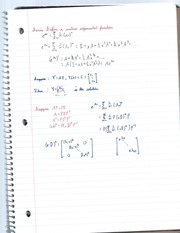 Define a matrix exponential function notes