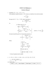 Old-midterm1-Solution