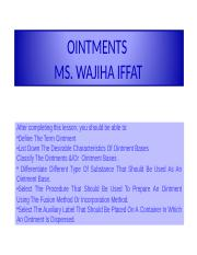 Ointments[1].ppt