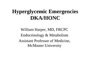 DM DKA-HONC resident version
