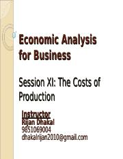 Session11-The Costs of Production.ppt