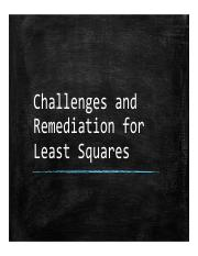 06 Challenges & Remediation