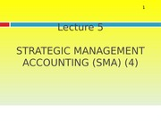 Lecture 5_Strategic Management Accounting 4