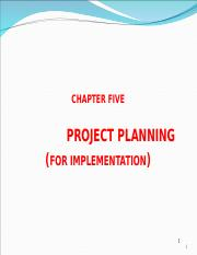 Project ch 5.ppt