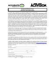 2015 Activision Background Check Disclosure Consent Form.pdf