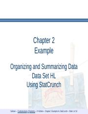 chapter2_example_HL_statcrunch.ppt