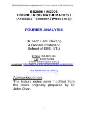 Fouries Series Lecture.pdf
