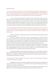 Possible Chinese Essays-1