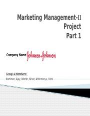 Marketing Report_J&J_Group 9_Sec B (1)