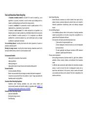 Toxic and Hazardous Waste Recycling Handout