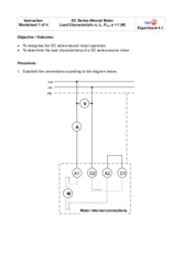 Lab 4 - DC Series Motor
