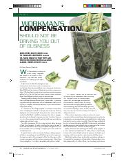 Workman's Compensation should not be driving you out of business.pdf