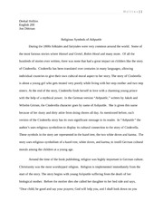 Essay Assignment 3