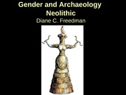 Gender and Archaeology neolithic