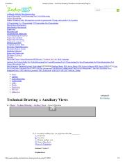 Auxiliary Views - Technical Drawing Questions and Answers Page 4.pdf