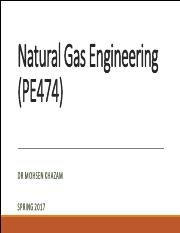 Natural Gas Engineering - Chapter1