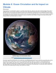 Module 6_ Ocean Circulation and its Impact on Climate _ EARTH 103_ Earth in the Future.pdf