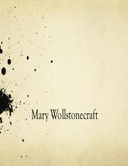 T and T Wollstonecraft 2016 with notes.pdf