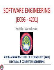 AAIT Software Engineering Implementation Phase