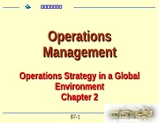 CH02-Operations Strategy