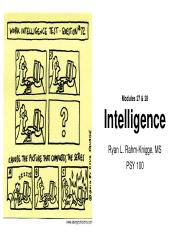 Modules 27 and 28 Intelligence.pptx
