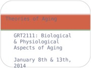2-3.theories of aging