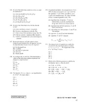 Organic Practice Questions 41