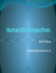 310 Humanistic Perspectives.pptx