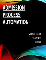 Admission Process Automation ppt.pptx