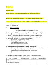 instructions 3rd essays and template to fill out