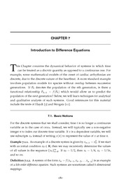 Ordinary & Partial Differential Equations - Reynolds (2000) - Chapter 7 - Introduction to Differ