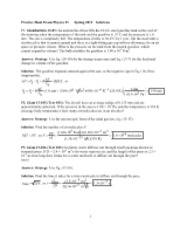 Practice Final Exam Spring 2012 Solutions(1)