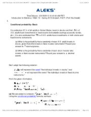 conditional probability basic 3