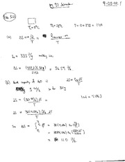 Thermal Physics Solutions CH 3 pg 51